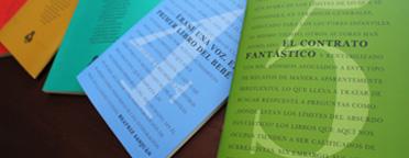 Dos nuevos cuadernos en la colección Hexágono